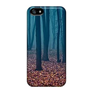 phone covers BestSellerWen Hot Tpye Autumn Nature Case Cover For iPhone 5c