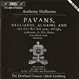Holborne: Pavans, Galliards, Almains and other pieces