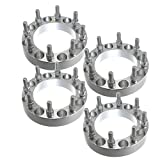 Set of 4 | Dodge 2'' ( 50mm ) 8x6.5 Wheel Spacers Fits Ram 2500 3500 Trucks Offroad