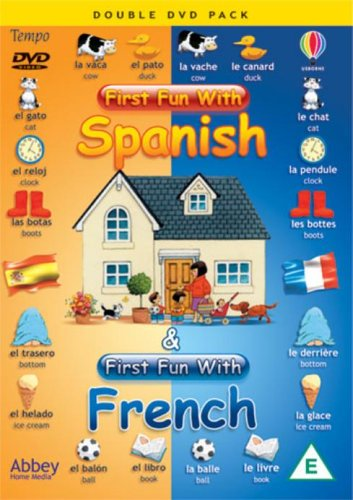 Amazon.com: First Fun With Spanish and French [Import anglais]: Movies & TV