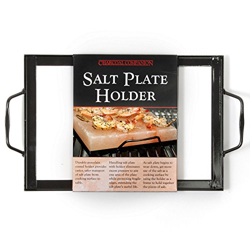 Charcoal Companion CC3526 Salt Plate Holder