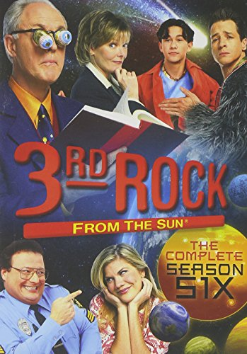 3rd Rock From the Sun - Season 6 (3rd Rock From The Sun Tv Series)