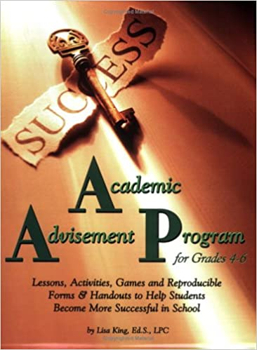 Academic Advisement Program: Lisa King: 9781598500035: Amazon.com ...