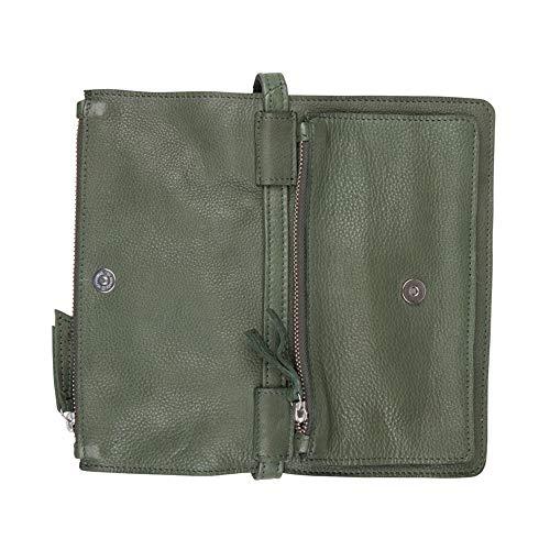 T Mujer army X H Bolsos Roxana Cowboysbag Cm Totes Verde Bag 2x2x2 b x7qnIwa