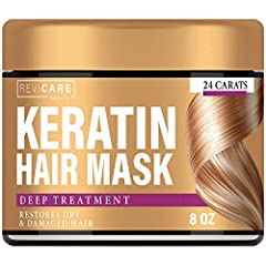 Keratin is a protein naturally found in our hair, skin, and nails. The hair is up to 85% keratin, which forms both the interior structure and the outermost layer. Age, heat styling, chemical treatments, aggressive brushing, and environmental ...