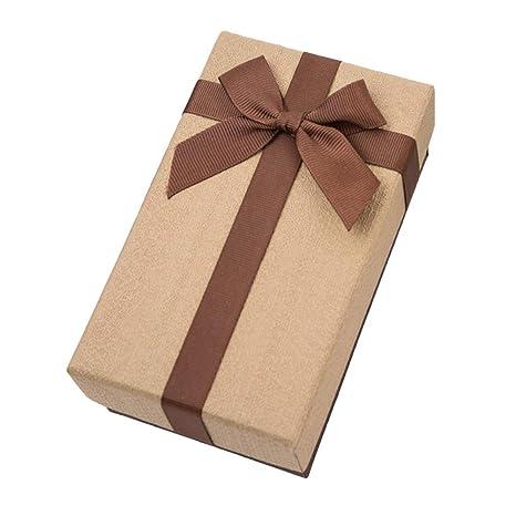 Shuda Caja de Regalo Caja de Dulces Repostería Decoración Cajas Decoración de la Navidad/Boda