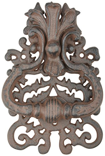 (Esschert Design Classic Design Cast Iron Door Knocker)