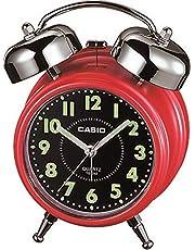 ساعة منبه من كاسيو[TQ-362-4ADF]  -أحمر