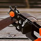 Flexzion Leather Hole Punch Plier Puncher Maker