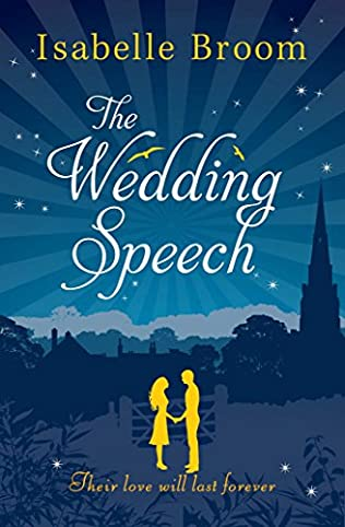 book cover of The Wedding Speech
