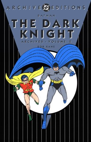 Batman: The Dark Knight - Archives, Volume 2