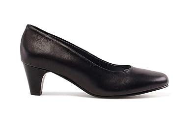 b2ec389f79f Padders Women's Jane Closed-Toe Heels