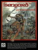 img - for Isengard and Northern Gondor (Middle Earth Role Playing/MERP Book + Full Color Regional Map) book / textbook / text book