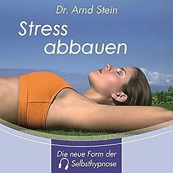 Stress abbauen. Tiefensuggestion