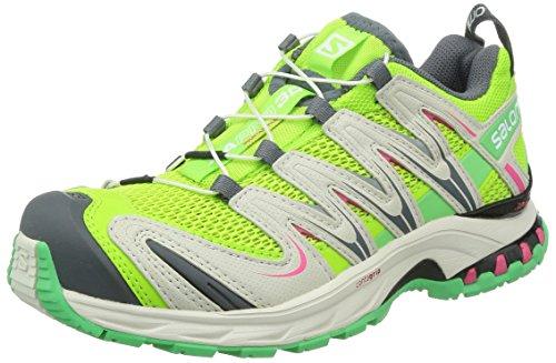 gelb Chaussures Xa Salomon firefly light De 3d wasabi Green Grey Femme Trail Pro Giallo q4x8a