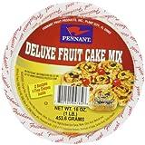 fruitcake fruit - Pennant Deluxe Fruit Cake Mix, 16 Ounce