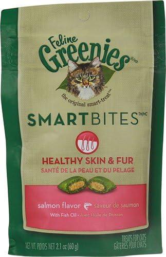 Greenies Feline SmartBites Healthy packof2