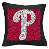 MLB Philadelphia Phillies Pillow Latch Hook Kit, 9-Inch