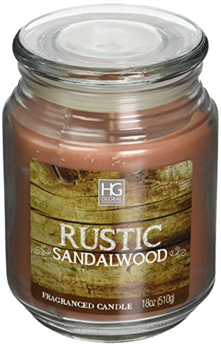 Hosley Sandalwood Scented Essential Fragrance product image