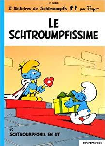 """Afficher """"Le Schtroumpfissime"""""""