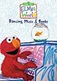 DVD : Sesame Street: Elmo's World: Dancing, Music & Books!