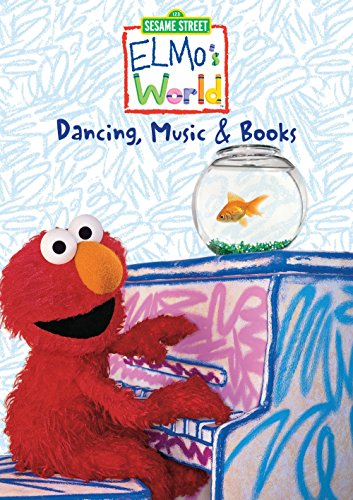 (Sesame Street: Elmo's World: Dancing, Music & Books!)