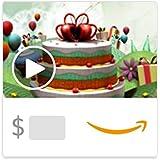 Amazon eGift Card - Birthday Fantasy (Animated) [American Greetings]