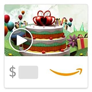 Amazon eGift Card - Birthday Fantasy (Animated) [American Greetings] (B00BWDH54I) | Amazon price tracker / tracking, Amazon price history charts, Amazon price watches, Amazon price drop alerts