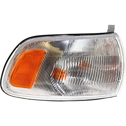 Corner Light Compatible with Toyota Previa 91-97 Corner Lamp RH Assembly Right Side