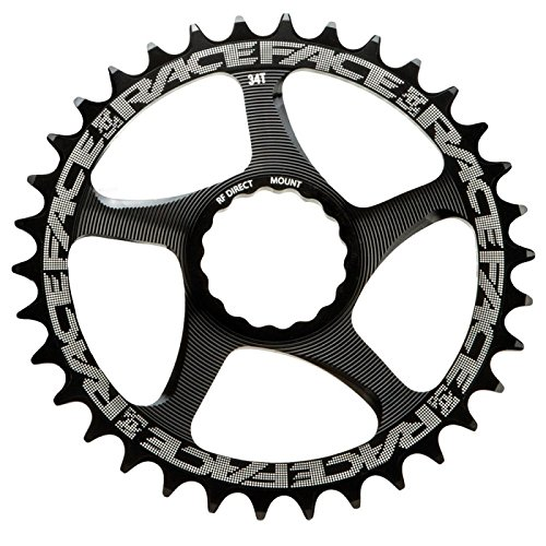 RaceFace Narrow Wide Cinch Direct Mount Chainring Black, for sale  Delivered anywhere in USA
