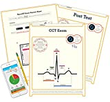 Certified Cardiographic Exam, CCT Test Prep, Study Guide