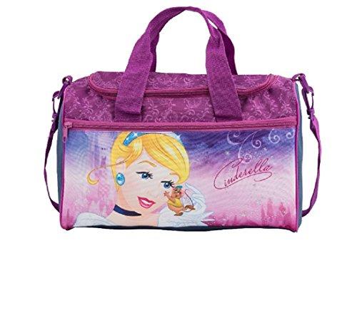 Kinder Tasche - Sporttasche - Disney - Cinderella - Kindertasche - Tasche 8Bkrn0zn