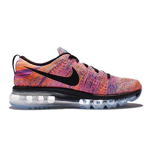 ... Nike Womens Wmns Flyknit Max, Concord / Svart-gamma Blå-rosa Pow, ...