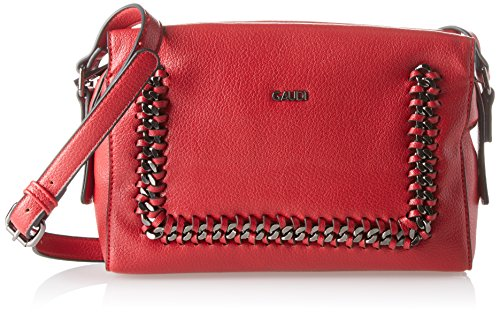 Gaudì V7AI-70533 Bolso Con Bandolera Mujer Red