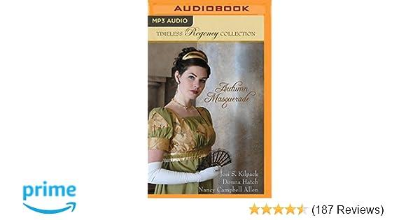 autumn masquerade timeless regency collection book 1