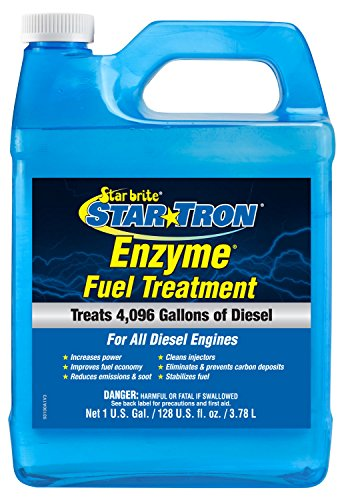 - Star brite 093100N Concentrated Diesel Formula 931 Tron Enzyme Fuel Treatment, 1 Gallon