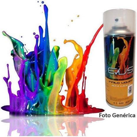 Evus - Pintura Vinilo liquido en Spray de 400 ml. Color Cobre ...