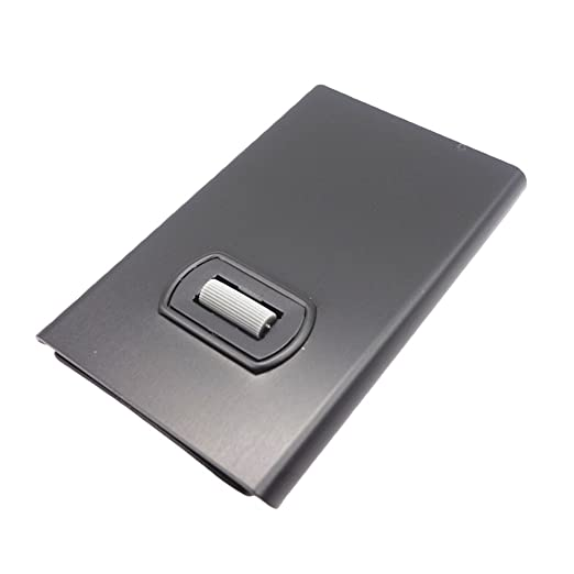 sneakers for cheap 1f9d1 f1493 RFID Smart Credit Card Holder Aluminum Card Case Compact Wallet for ...