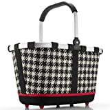 Reisenthel BL7028 Shopping Bag Second Generation / 48 x 28.5 x 28 cm / Polyester / Fifties Black