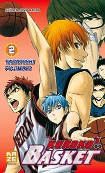 Kuroko's Basket, tome 2 par Fujimaki