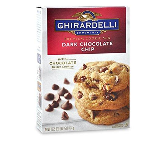 Ghiradelli Chocolate Premium Cookie 16 75