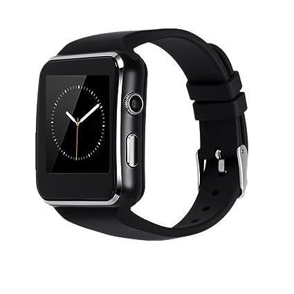 Max Explorer X6 Smartwatch con soporte para cámara SIM Card ...