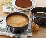 Hiware 6 Inch Non-stick Springform Pan with