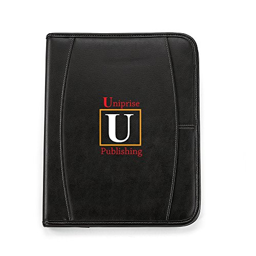 Deluxe Writing Pad - 13 Quantity - $17.50 Each - BRANDED / SCREEN PRINTED with YOUR LOGO / CUSTOMIZED by Sunrise Identity