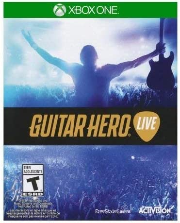 Xbox One   Guitar Hero: Live (Game Only) by Activision