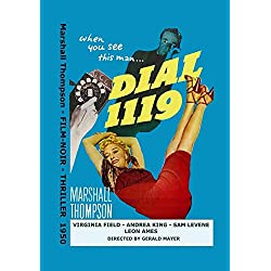 Dial 1119 DVD (1950) Ralph Byrd Film-Noir, Thriller