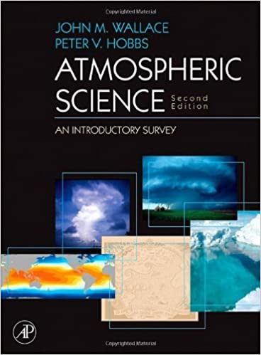 Atmospheric Science An Introductory Survey