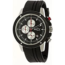 Nice Italy W1057enc021001 Enzo Chrono Mens Watch