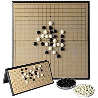 related image of Magnetic Go Game Set 19x19 Chinese Chess