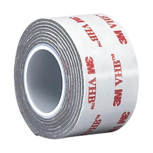 Rp45 Vhb Tape - 3M VHB Tape RP45 1.5 in Width x 5 yd Length, 1 roll